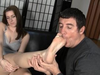 Kessa foot worship 1