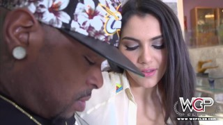 Cuckold Wife Valentina Nappi  big natural tits big black cock doggy style bbc hairy pussy italian babe wcpclub cuckold wife blowjob interracial brunette cowgirl deepthroat pussy licking natural tits