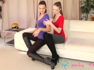 Onlytease - Petra and Samantha