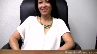 Asian Milf Gloryhole Interview Blowjob  mother gloryhole fuck gloryholevoyeurs glory hole surprise gloryhole swallow mom gloryhole glory hole interview fake interview