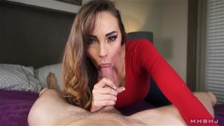 Sasha Foxxx, In your face! the pose mhb point of view mark rockwell cock sucking cumshot edging marks head bobbers tattoo brunette orgasm slow teasing blowjob mhbhj sasha foxxx