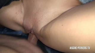 Dreier mal anders... heimlich fremdgefickt beim Telefonsex - Aische Pervers  german big cock 3some milf bigtits hardcore blonde blowjob cheating shaved cumshot deepthroat aische pervers threesome high heels facial