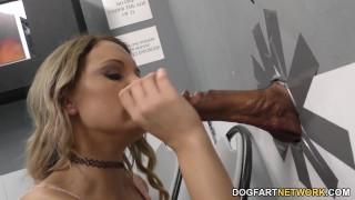 Kenzie Taylor BBC Anal - Gloryhole hardcore big black cock kink big tits blonde blowjob gloryhole glory hole pornstar big boobs interracial anal dogfartnetwork ass fuck fetish