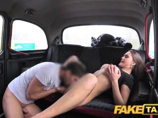 Fake Taxi - Donna divorziata scopa nel taxi