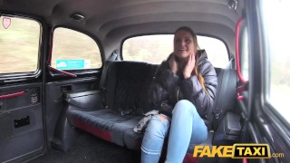 Fake Taxi Divorced lady gets taxi fucking  tits oral pussy-licking point-of-view prague amateur public pov fake-tits camera faketaxi spycam car reality dogging