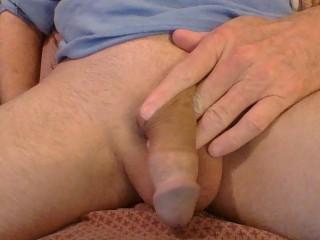 Hung Old Fag ShowOff