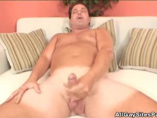 Dan Masters His Cock