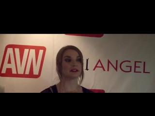 Ela Darling w/ Jiggy Jaguar AVN Expo 2017 Las Vegas NV