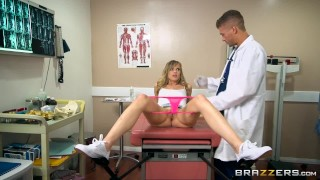 Brazzers - Jillian Janson needs anal  ass fuck ass fucking teen small tits brazzers big dick rubbing clit pounded hardcore butt wet uniform anal teenager small boobs natural tits doctor