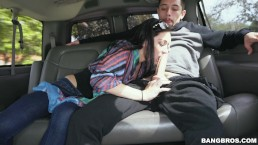 Crystal Rae Gets Her Big Ass Pounded for a Phone on Bang Bus (bb14943)