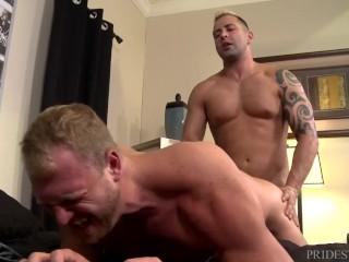 MenOver30 Gay Beefcakes Buttfucking