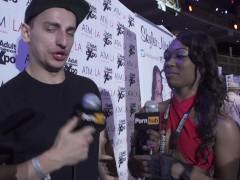AVN 2016 - Dillion Harper and Skylar Nicole Interviews