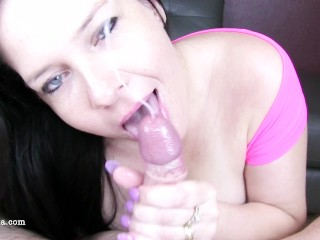 "I Blew It with ""BLEWIT"" - Real Amateur Couple - Azzurra"