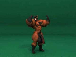 Sebastian Horse Muscle Expansion