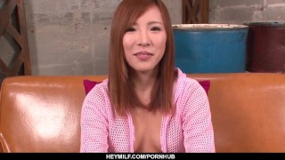 Stunning casting for porn xxx play along hot Yuika Akimoto  vibrator toys pink-pussy hairy-pussy fingering heymilf adult-toys amateur toy-insertion sex-toys
