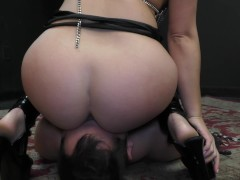 Mistress Kristina Rose Facesitting & Ass Worship Femdom