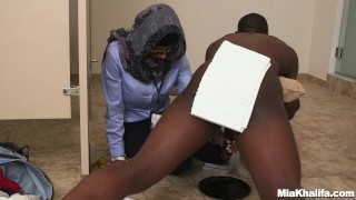 Black vs White, My Ultimate Dick Challenge (mk13768)