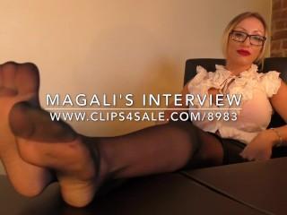 Magali's Interview - www.c4s.com/8983/16991160