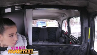 Female Fake Taxi Skinny Czech lesbians with great tits have strap on fun  car sex sex in car taxi oral-sex big-tits amateur blowjob cumshot big-boobs real-sex milf orgasms reality czech femalefaketaxi yenna black
