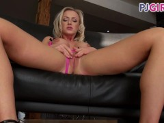 PJGirls – Pussy Muscles – gaping, masturbation, gyno, real orgasm, toys