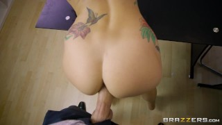 Brazzers - Perfect POV with Monique Alexander redhead handjob ink heels point of view blowjob strokejob stroke cock sucking big boobs tattoo titty fuck pov brazzers fetish big dick