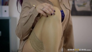 Brazzers - Perfect POV with Monique Alexander redhead handjob ink heels point-of-view blowjob strokejob stroke cock-sucking big-boobs tattoo titty-fuck pov brazzers fetish