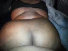 Sex in the semi leads to a dripping creampie
