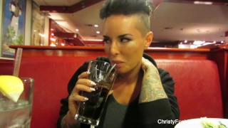 Throwback BTS footage with Christy Mack - VideosXXXBook