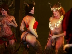 Shani Succubus GB - The Witcher