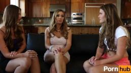 Lesbian Family Affair 02 - Scene 1
