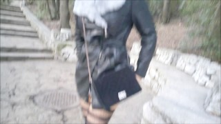 Public sex during walking the dog  pov public pov public blowjob outdoor sex homemade outdoor outside outside public sex amateur cumshot amateur pov public public pov european teacher of magic public sex nerdy