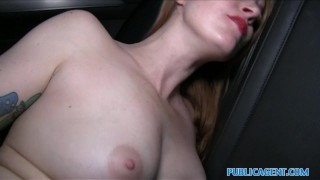 Public Agent Inked ginger earns cash for fucking spanish hardcore sex-for-cash publicagent amateur real camcorder sex-for-money cumshot natural-tits tattoo outdoors shaved-pussy ginger outside point-of-view
