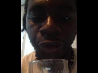 my spit video 18...