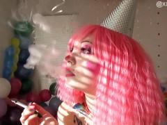 Smoking Hot Clown. XXSMILEY