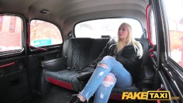 Fake Taxi Customer gets steamy