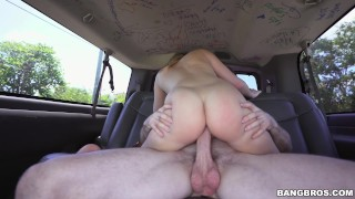 Bailey Brooke's Got That Tight Virginia Pussy on The Bang Bus (bb15067)