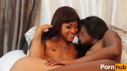 Ana Foxxx and Skin Diamond – Coming Together – Scene 2