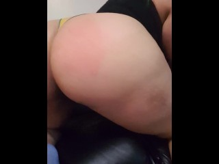 Put that hard cock inside me Daddy! Let me ride the CUM out of you
