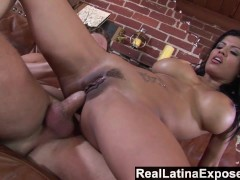 RealLatinaExposed - Anal Cherry Popping With Big Tits Alexis Amore