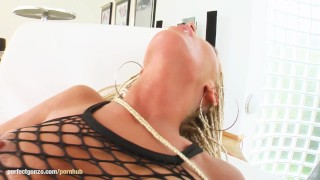 Andrea fisting Kitty - lesbian action by FistFlush  kink girl-on-girl fisting fist fistflush masturbation fetish