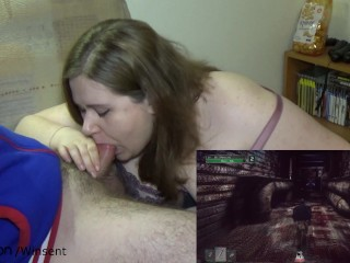 Let Her Suck (let it die vs blowjob)