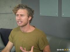 Brazzers – Jenna Ivory fucks her stepsons