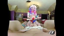 WankzVR - Harley's Fun House