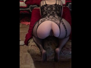 Sexy Young PAWG Innocence Showing Off Her Phat Ass&Sucking Cock(SneakPeak)