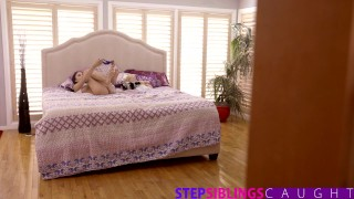 StepSiblingsCaught - Helping My Step Sister Ariana Marie Cum  step sis caught masturbating huge dick big cock babe blowjob cumshot skinny missionary sister petite huge cock doggystyle step brother natural tits stepsiblingscaught