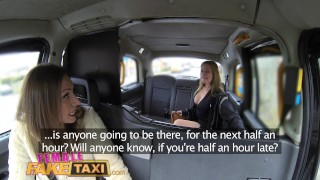 Female Fake Taxi Big tits barmaid gets lesbian tribbing and masturbation  lesbian tribbing masturbation british huge-tits big-tits masturbate amateur pov real-sex hardcore reality girl-on-girl lesbians scissoring posh english femalefaketaxi holly kiss outdoor-sex