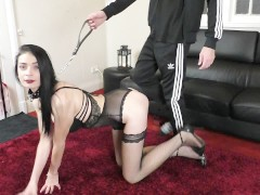 : Chanel Shy degraded slave