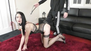 Chanel Shy degraded slave