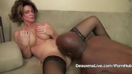 Mature Milf Deauxma Fucks Her