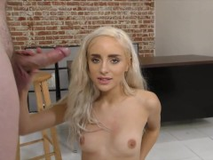 Casting Couch Milking - Naomi Woods